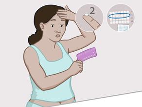 Çfarë duhet të bëni nëse keni harruar të merrni 2 ose më shumë pilula? - Në javën e dytë të paketës (dita 8 deri në 14)
