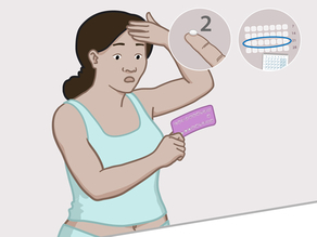 Çfarë duhet të bëni nëse keni harruar të merrni 2 ose më shumë pilula? - Në javën e tretë të paketës (dita 15 deri në 21)