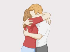 Soorten seks - voorbeeld 3: knuffelen